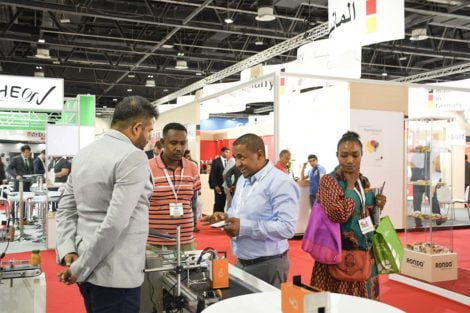 Gulfood Manufacturing 2019 – MapleJet joins the largest food and beverage processing and packaging industry event in MEASA