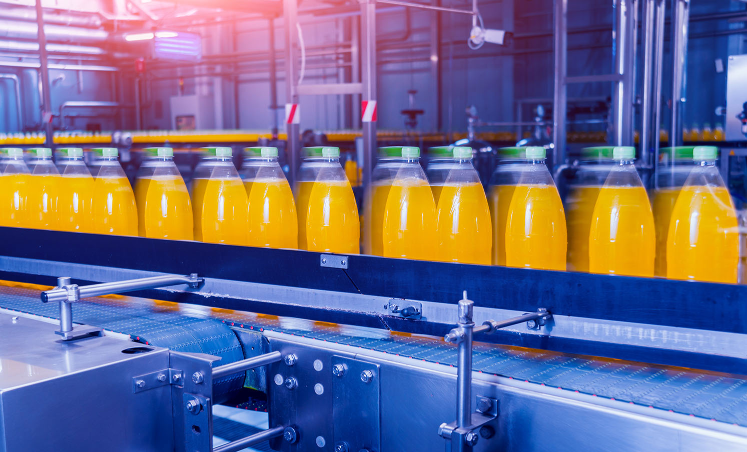 Beverage Manufacturing Industry Coding and Marking
