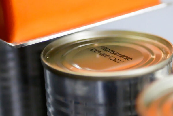 Printing on Aluminium Tin Cans