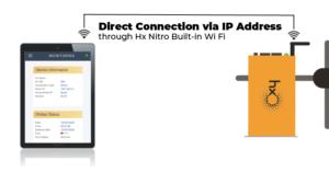 Hx Nitro Direct Connection via IP Address